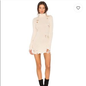Lovers and friends sweater dress